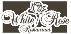 """Ресторант """"Бяла Роза"""" – гр. Несебър Лого"""